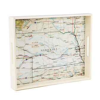 rox by cj designs nebraska tray