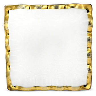 AnnieGlass Square Server Gold
