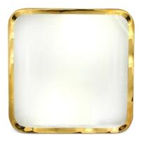 Annieglass_Roman_Antique_Gold
