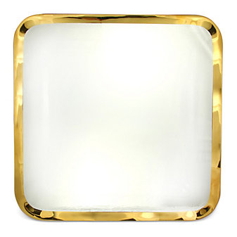 Annieglass Roman Antique Gold