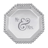 mariposa_mr_&_mrs_pearled_octagonal_tray