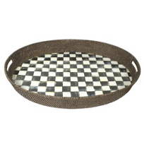 MacKenzie-Childs_Courtly_Check_Enamel_Party_Tray