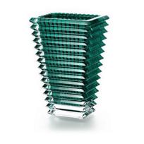 baccarat_eye_rectangular_small_vase_green