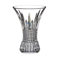 "Waterford_Lismore_Diamond_8""_Vase"