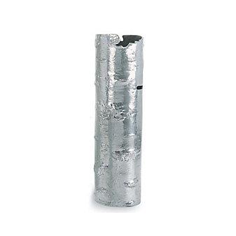 Michael Aram Polished Aluminum Bark Vase