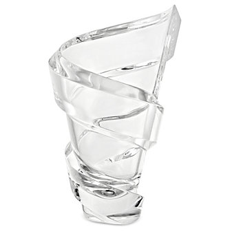 Baccarat Spirale Vase Small