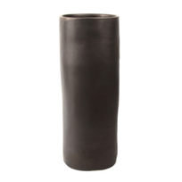 alex_marshall_studios_small_cylinder_vase,_charcoal
