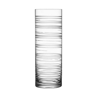 orrefors graphic vase, tall