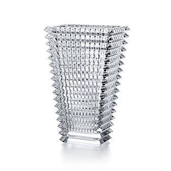 Baccarat Eye Rectangular Vase