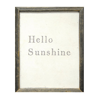 Sugarboo Designs Hello Sunshine Art Print