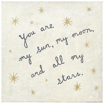 Sugarboo Designs My Sun My Moon Art Print