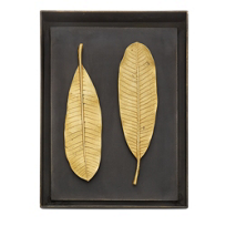 Michael_Aram_Champa_Leaf_Shadow_Box