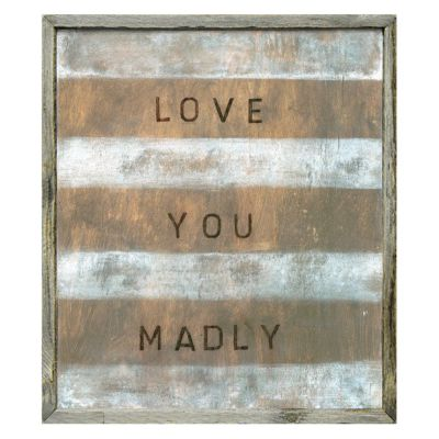 Sugarboo Designs Love You Madly Print