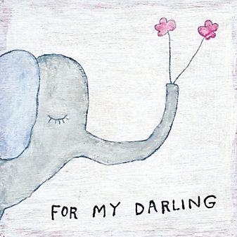 Sugarboo Designs For My Darling Print