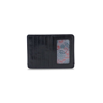Hobo Euro Slide Black Credit Card Holder