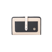 Spartina_449_Black_Snap_Wallet