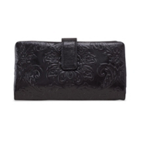 HOBO_Issy_Wallet_-_Embossed_Black