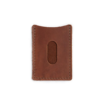 RUSTICO TOUR LEATHER WALLET - SADDLE
