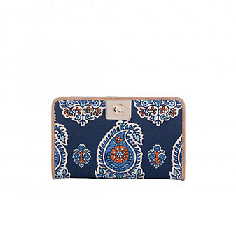 Spartina Boheme Snap Wallet