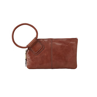 hobo cafe sable wristlet