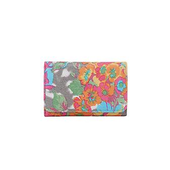 hobo lush tropics jill wallet