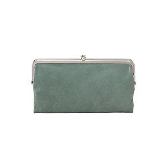 hobo bottle green lauren clutch wallet