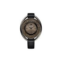 Swarovski_Crystalline_Oval_Black_Tone_Watch