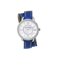 Swarovski_Aila_Day_Double_Tour_Blue_Watch