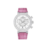 Swarovski_Citra_Sphere_Chrono_Pink_Watch