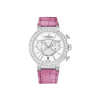 Swarovski Citra Sphere Chrono Pink Watch