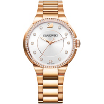 Swarovski_City_Rose_Gold_Tone_Bracelet_Watch