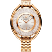 Swarovski_Crystalline_Oval_Rose_Gold_Tone_Bracelet_Watch