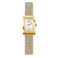 Swarovski_Memories_Gold-Tone_Mesh_Women's_Bracelet