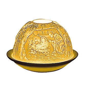 Bernardaud Votive Light - Nativity