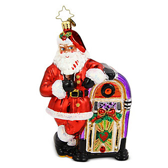 Christopher Radko Jingle Bell Rock Ornament