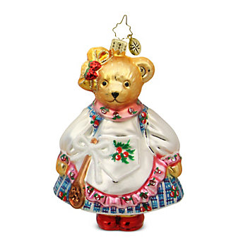 Christopher Radko Muffy Jam Session Ornament, 5""
