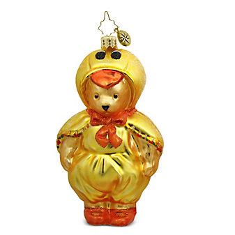 "Christopher Radko Muffy Ducky Ornament, 5"""