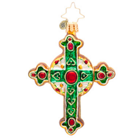 Christopher_Radko_Traditional_Rood_Gem_Ornament