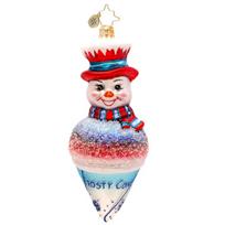 Christopher_Radko_Frosty_Snowcone_Ornament