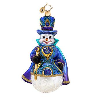 Christopher Radko Snowy Plumage Ornament