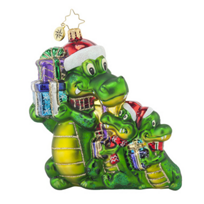 Christopher_Radko_Gifted_Gators_Ornaments