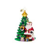 Christopher_Radko_Winter_Cane_Claus_Ornament