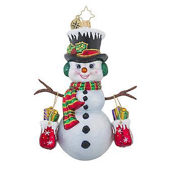Christopher Radko Shopping Spree Ornament
