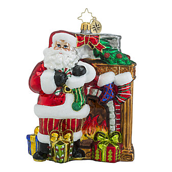 Christopher Radko Toasty Traditions Ornament