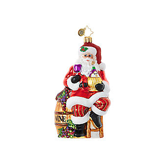 Christopher Radko Cabernet Christmas Ornament