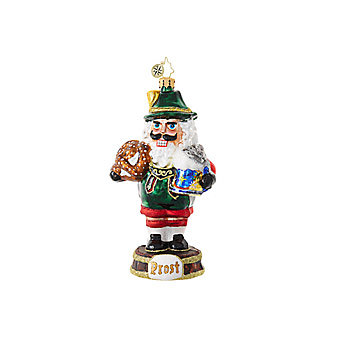 Christopher Radko No Cracks about Lederhosen Ornament