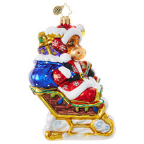 Christopher_Radko_Off_to_the_Lodge!_Ornament