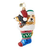 Christopher_Radko_Stop_Hounding_Me!_Ornament