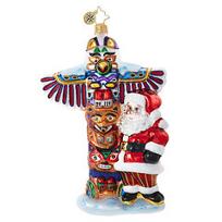Christopher_Radko_Totem_Pole_Tendencies_Ornament