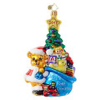 Christopher_Radko_A_First_For_Everything_Ornament